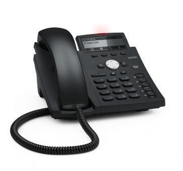 SNOM D315 business SIP phone with Gigabit and PoE