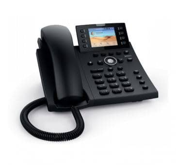 SNOM D335 IP phone PoE (without PSU)