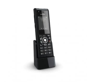 SNOM M85 VoIP DECT IP handset with IP65 compliance