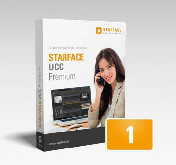 STARFACE UCC Client Premium 1 User