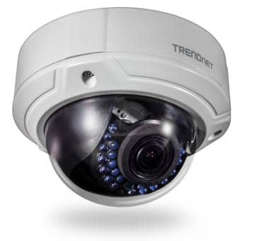 TRENDnet TV-IP341PI IP camera Outdoor 2MP 1080p PoE IR Fixed