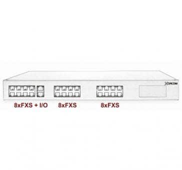 Xorcom Astribank - 24 FXS - XR0005
