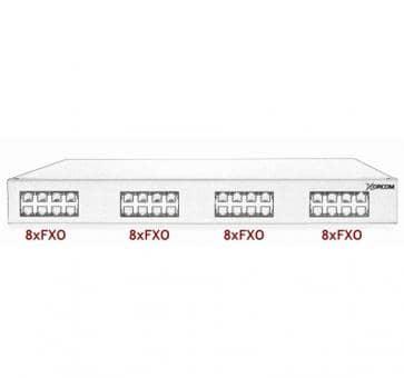 Xorcom Astribank - 32 FXO - XR0022