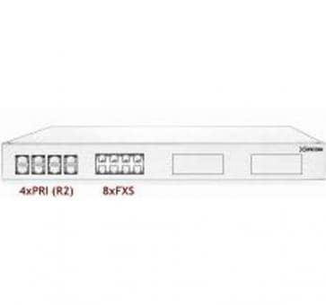 Xorcom Astribank - 4 PRI + 8 FXS - XR0060 - 1U