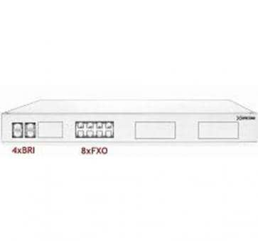 Xorcom Astribank - 4 BRI + 8 FXO - XR0093 - 1U