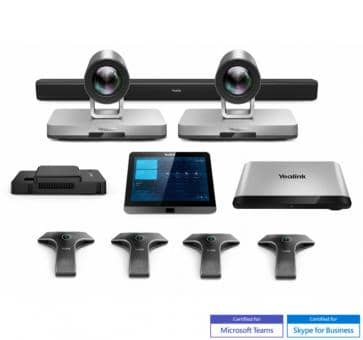 Yealink MVC900 IP video conference solution Teams Gen II