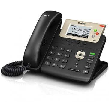 Yealink SIP-T23P IP phone (without PSU)