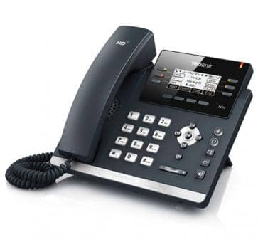 Yealink SIP-T42G IP Phone (no PSU)