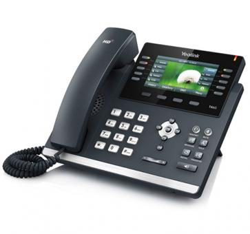 Yealink SIP-T46G IP Phone Skype For Business (no PSU)