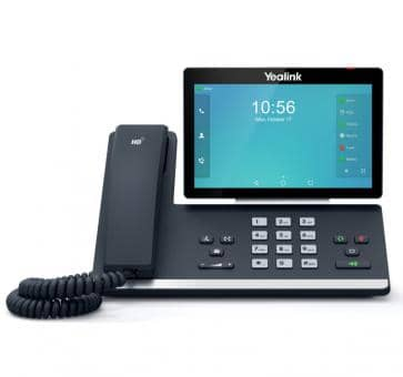 Yealink T58A SIP IP phone V2 (without PSU)