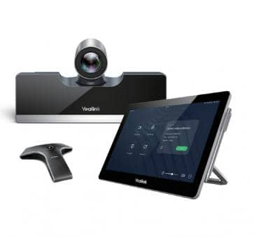 Yealink VC500 VCM CTP WP IP video conference solution