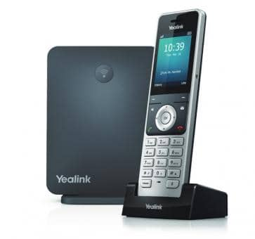 Yealink W60 Package IP DECT phone