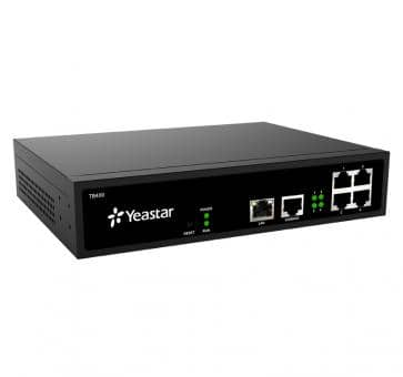 Yeastar NeoGate TB400 4 Port BRI  - IP Gateway