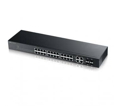 ZyXEL GS1920-24 24-Port Gigabit Smart Managed Switch